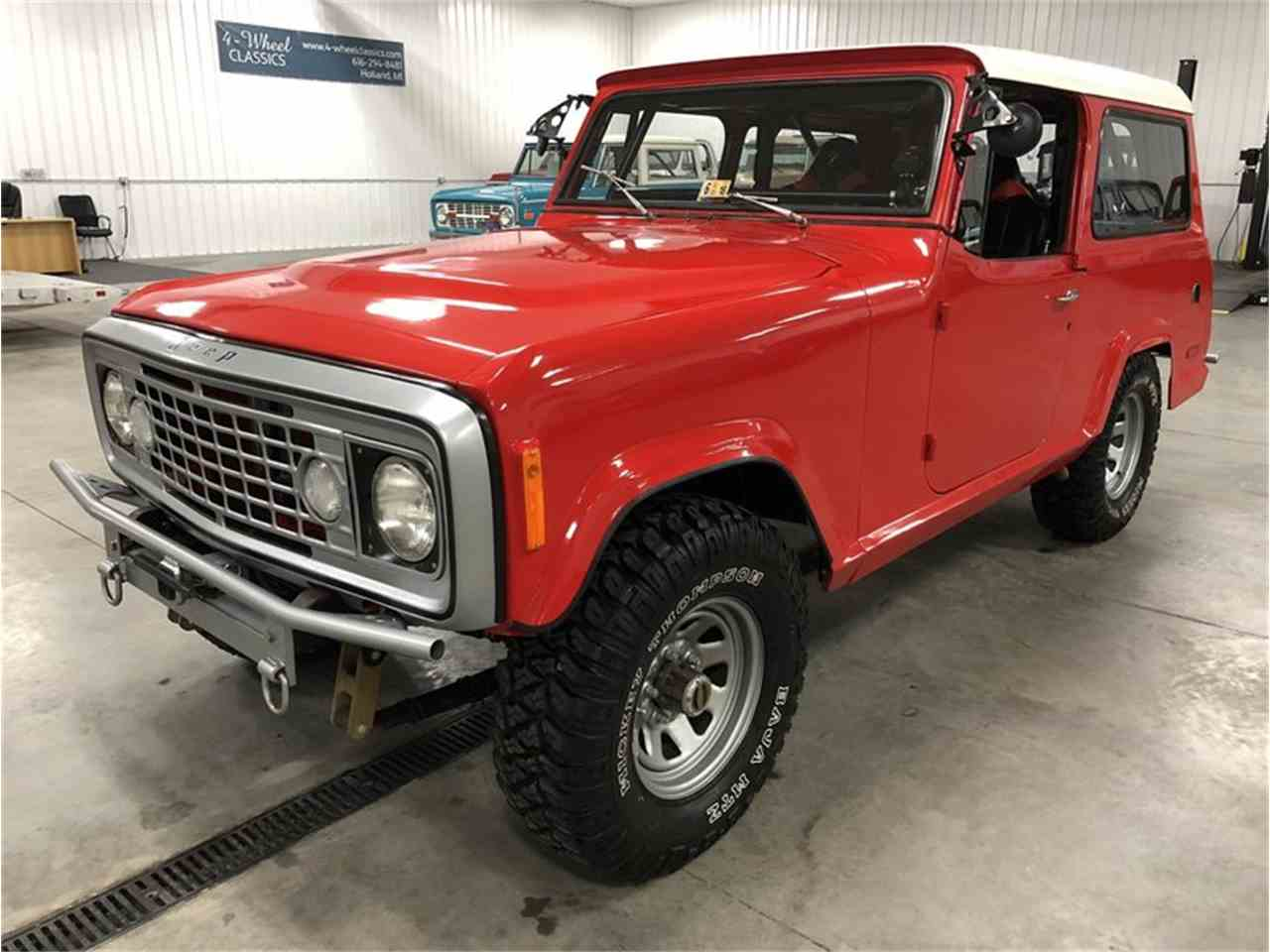 Large Picture of '72 Jeep Commando located in Michigan Offered by 4-Wheel Classics - MO7N
