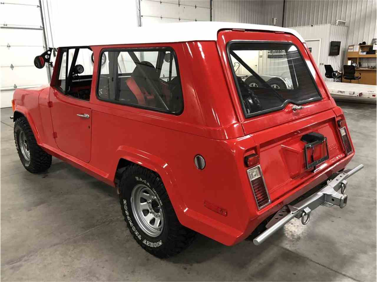 Large Picture of 1972 Jeep Commando located in Holland  Michigan - $15,900.00 Offered by 4-Wheel Classics - MO7N
