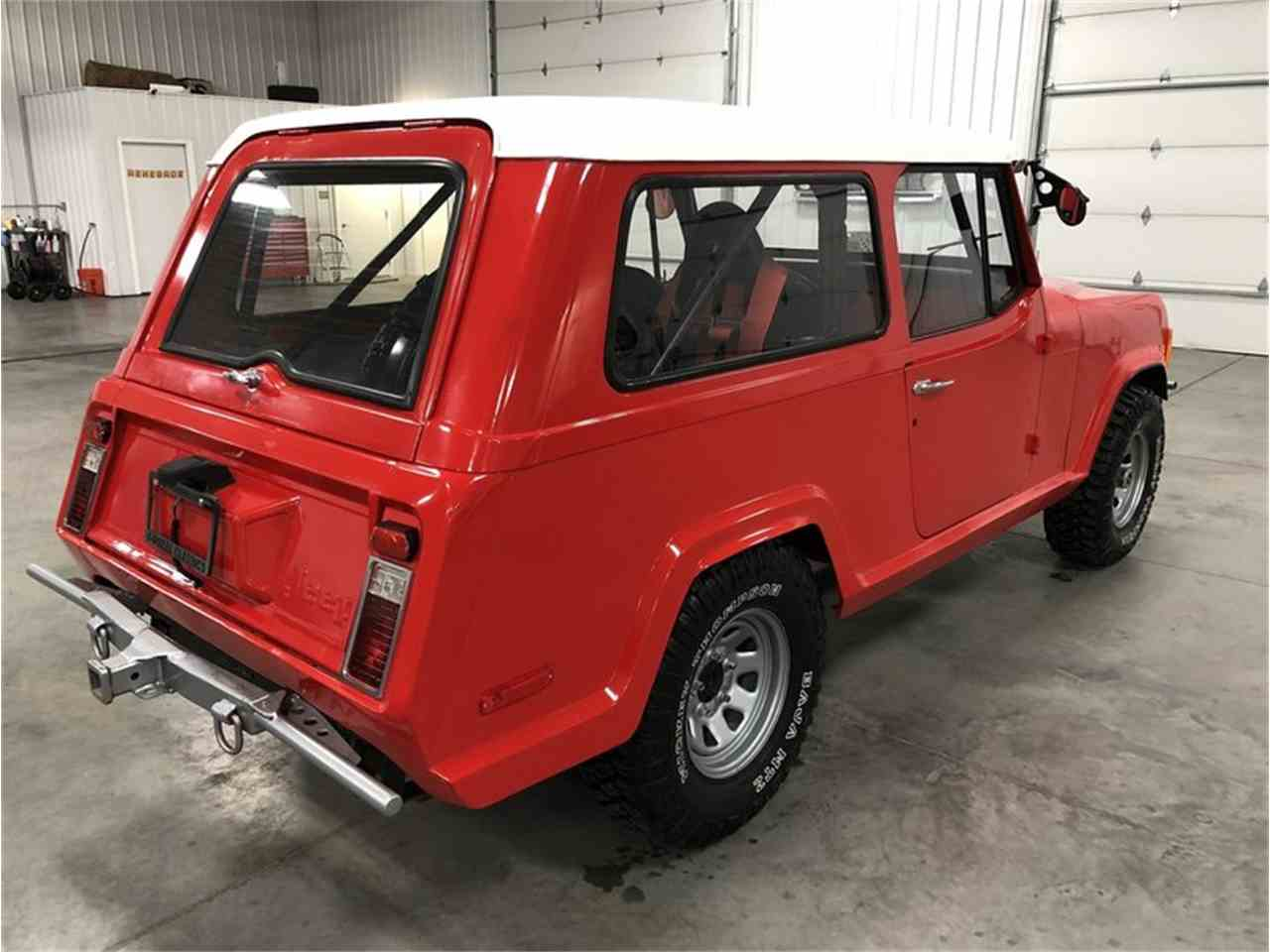 Large Picture of Classic 1972 Jeep Commando located in Michigan Offered by 4-Wheel Classics - MO7N