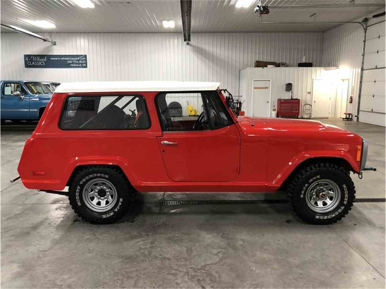 Large Picture of Classic 1972 Jeep Commando - $15,900.00 - MO7N