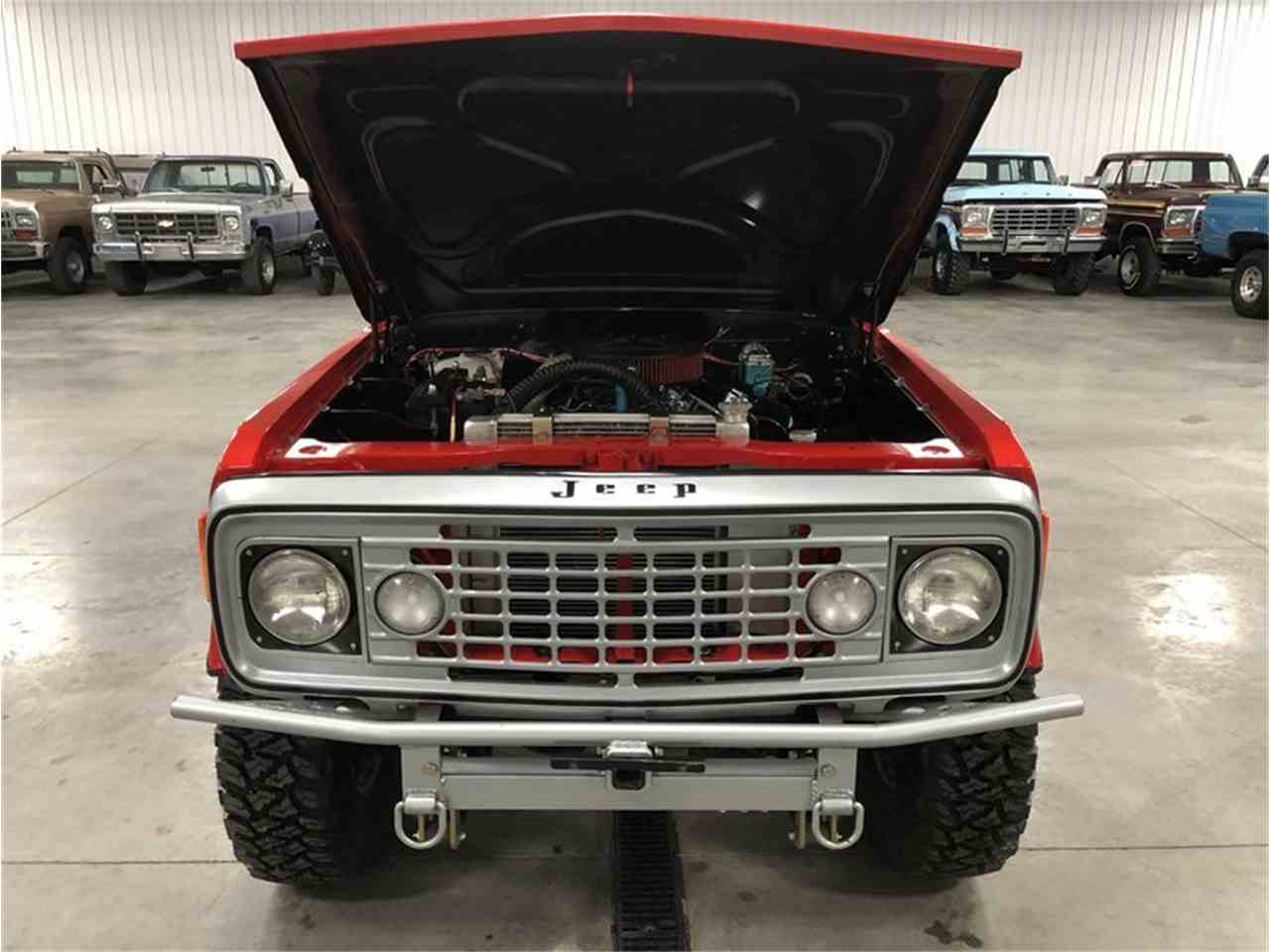 Large Picture of 1972 Jeep Commando Offered by 4-Wheel Classics - MO7N
