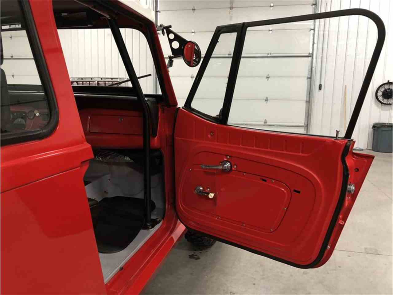Large Picture of Classic 1972 Jeep Commando Offered by 4-Wheel Classics - MO7N