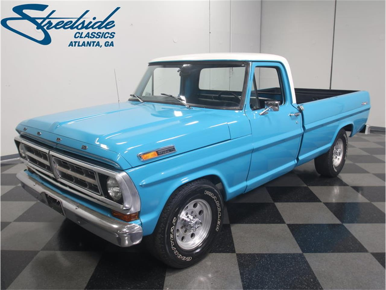 Large Picture of 1972 Ford F-250 Ranger - MO82
