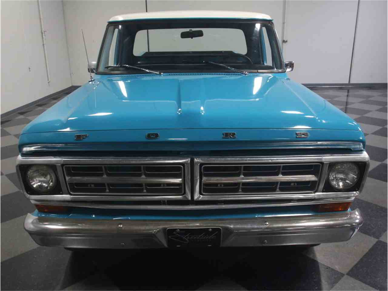 Large Picture of Classic 1972 F-250 Ranger Offered by Streetside Classics - Atlanta - MO82