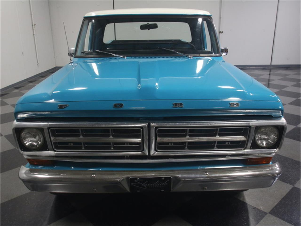 Large Picture of Classic 1972 Ford F-250 Ranger located in Georgia - MO82