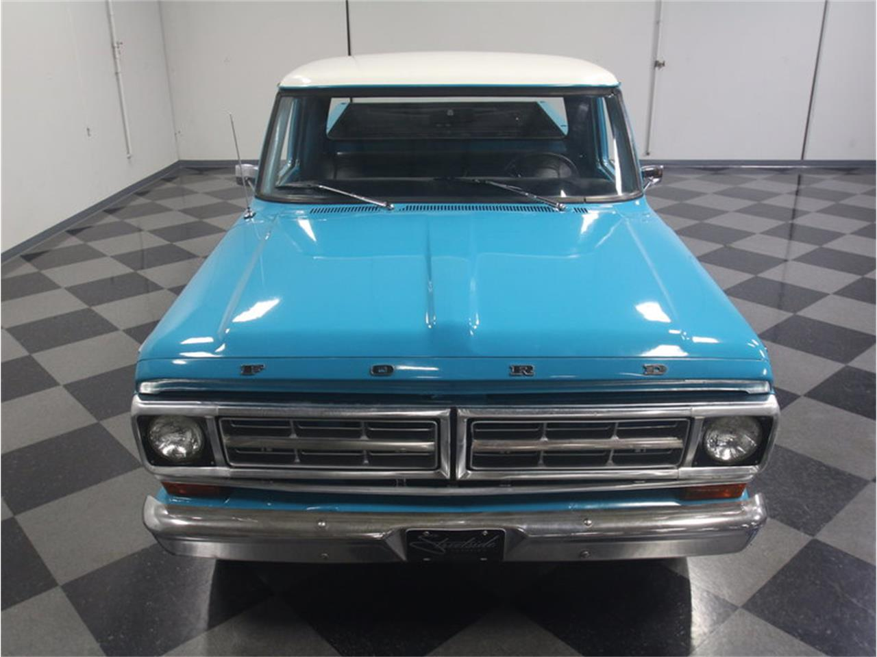 Large Picture of '72 F-250 Ranger located in Lithia Springs Georgia - MO82