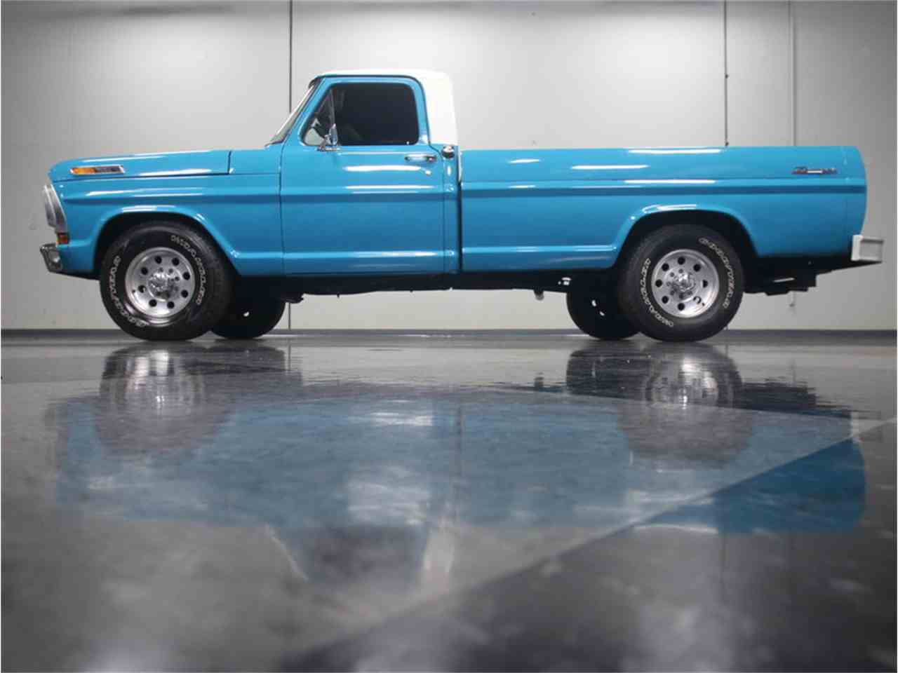 Large Picture of 1972 Ford F-250 Ranger located in Lithia Springs Georgia - MO82