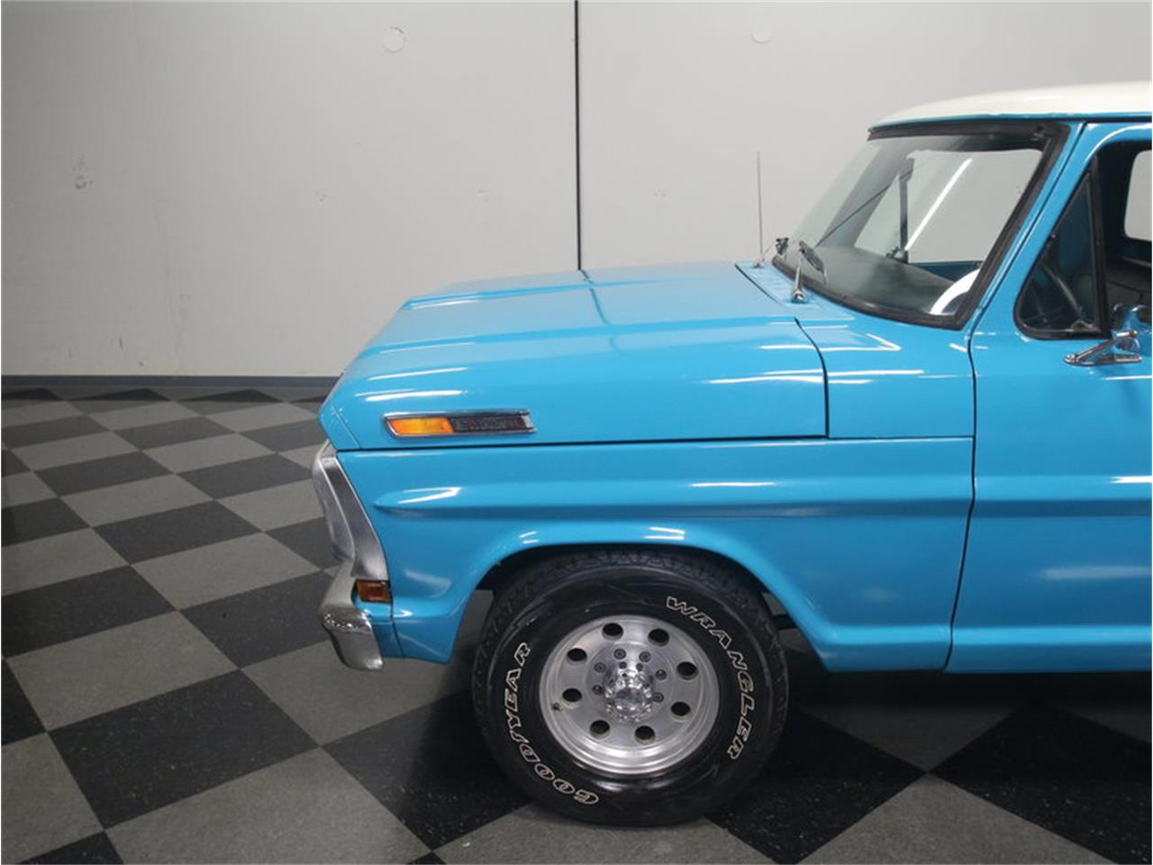 Large Picture of 1972 Ford F-250 Ranger located in Georgia - $14,995.00 - MO82