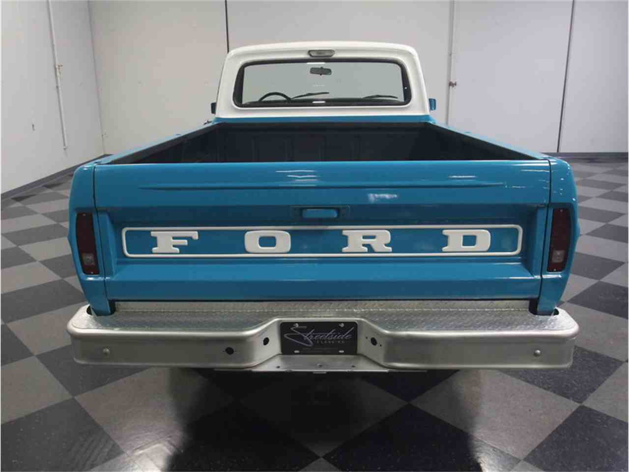 Large Picture of 1972 Ford F-250 Ranger located in Lithia Springs Georgia Offered by Streetside Classics - Atlanta - MO82