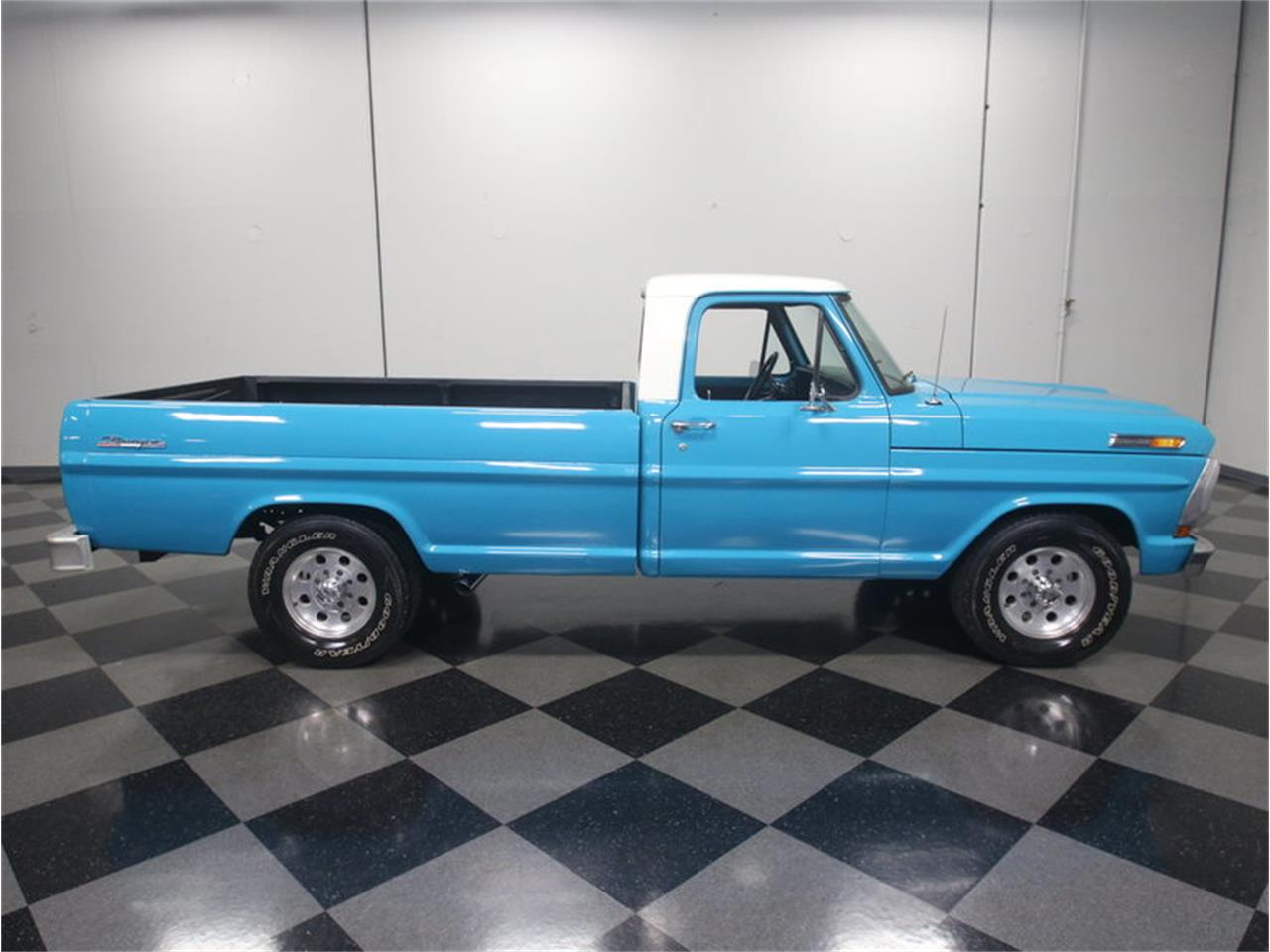 Large Picture of Classic '72 Ford F-250 Ranger located in Lithia Springs Georgia - MO82