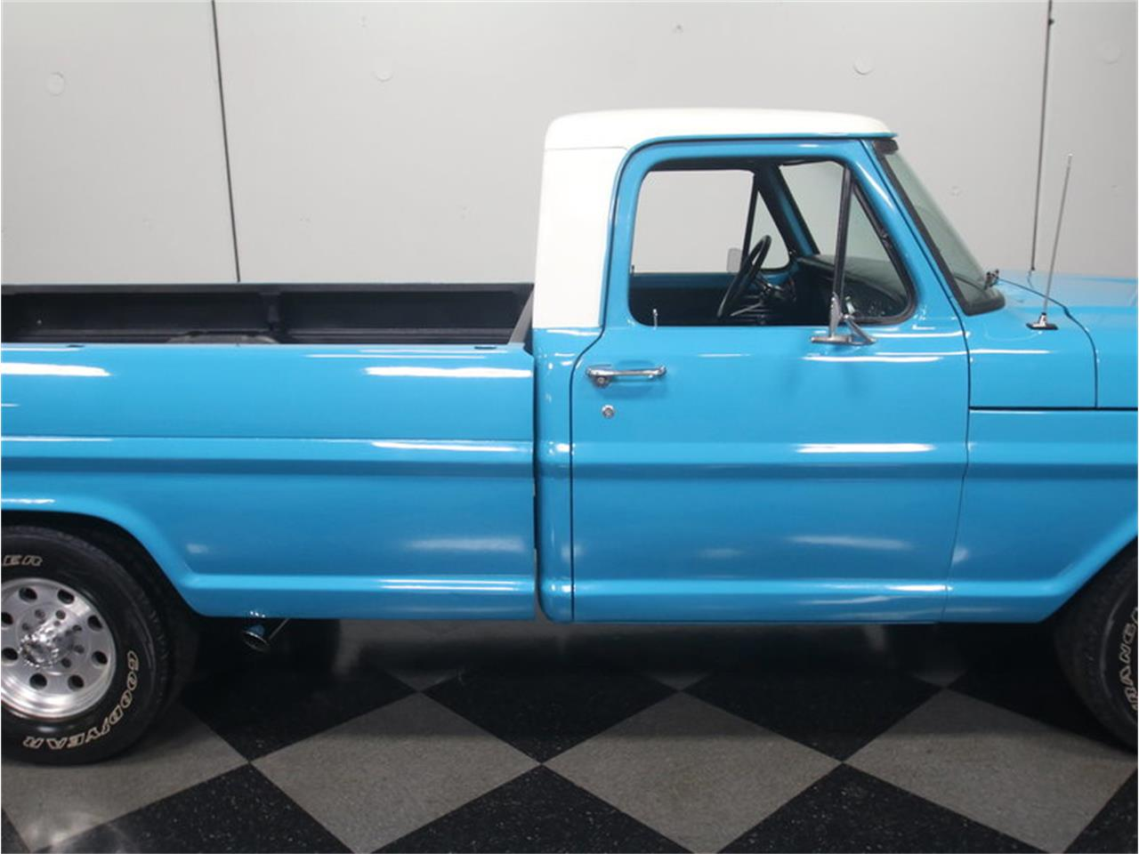 Large Picture of Classic 1972 Ford F-250 Ranger located in Lithia Springs Georgia Offered by Streetside Classics - Atlanta - MO82