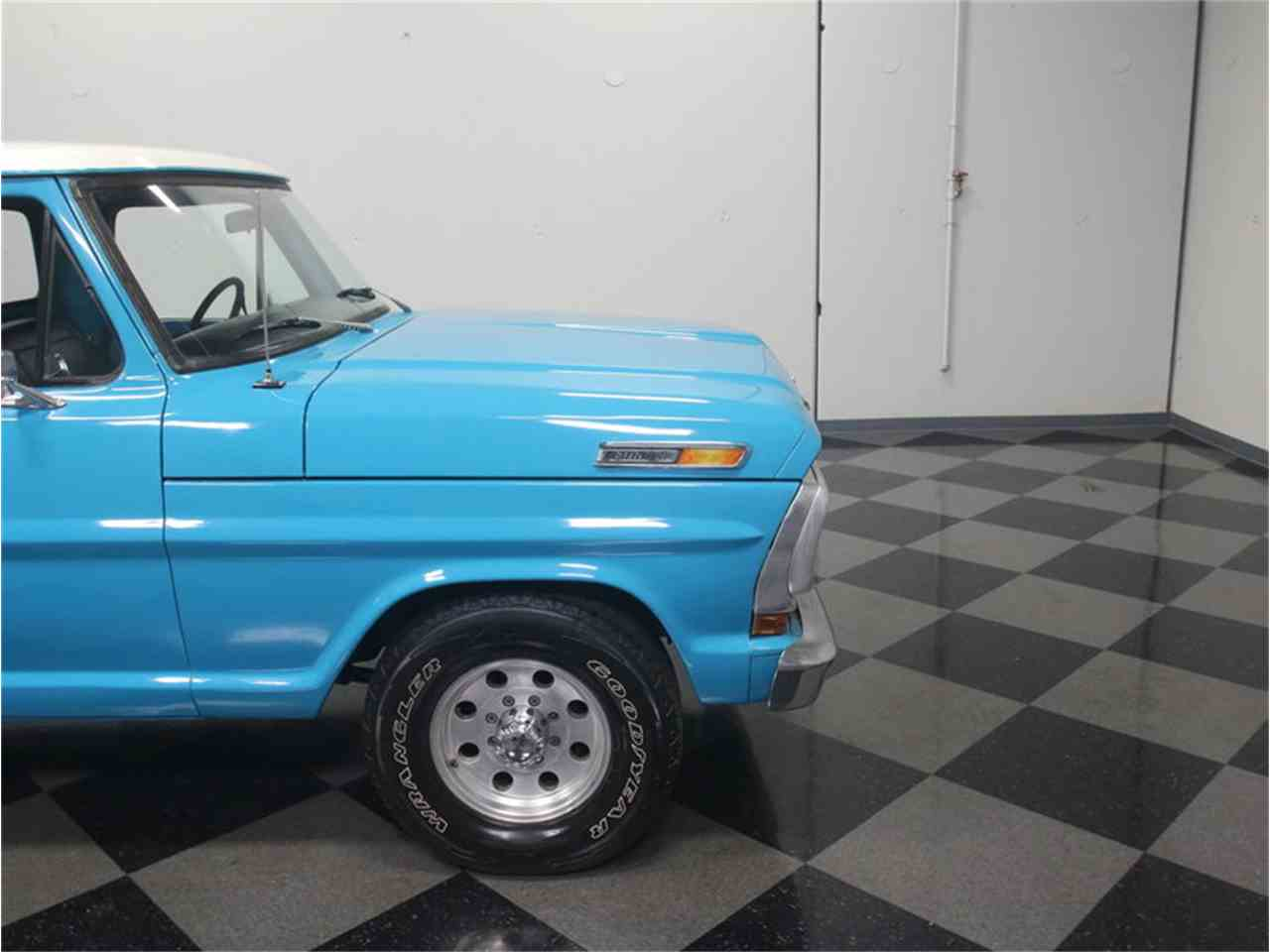 Large Picture of Classic 1972 F-250 Ranger - MO82