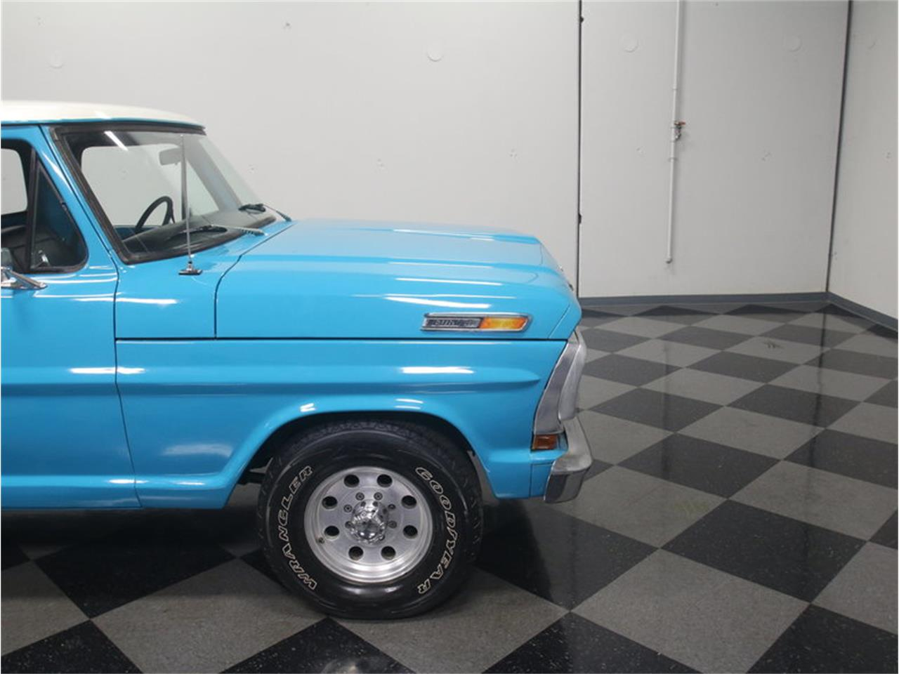 Large Picture of Classic '72 F-250 Ranger - MO82