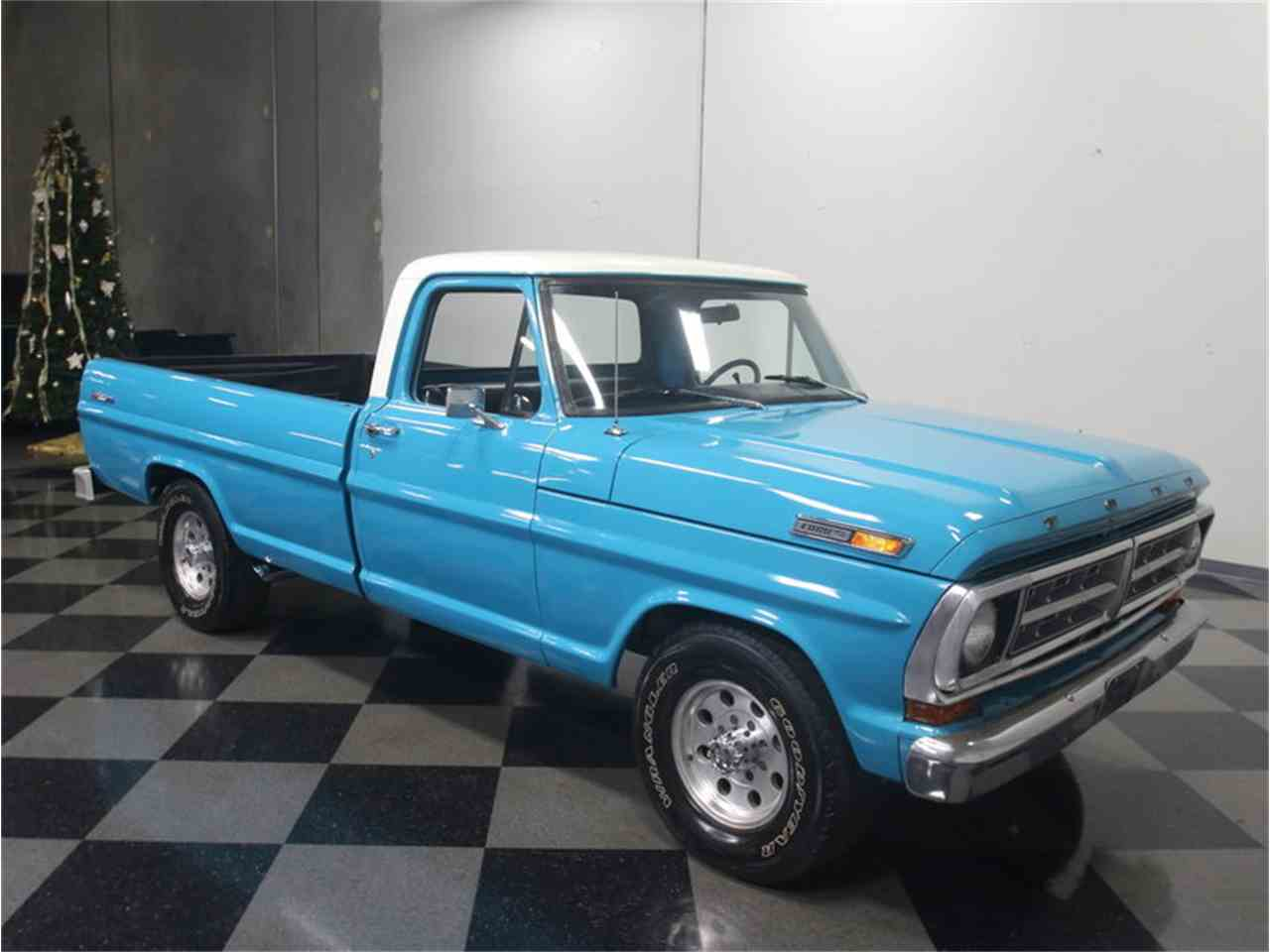 Large Picture of '72 Ford F-250 Ranger located in Lithia Springs Georgia Offered by Streetside Classics - Atlanta - MO82