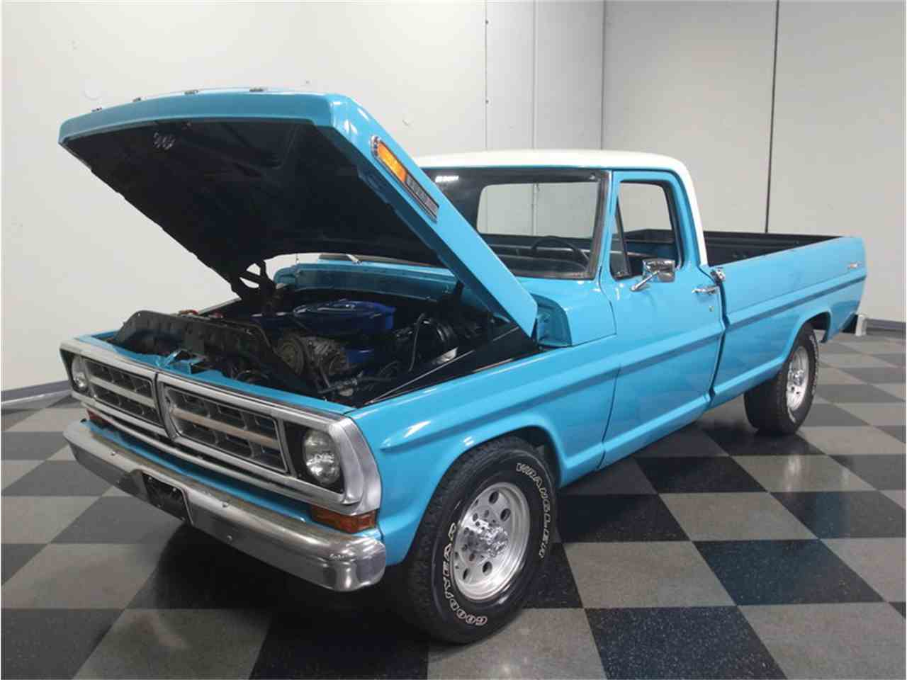 Large Picture of Classic 1972 F-250 Ranger - $14,995.00 Offered by Streetside Classics - Atlanta - MO82