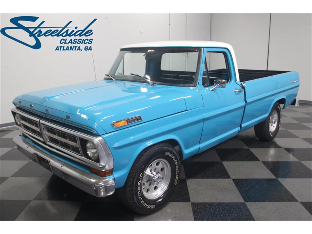Large Picture of Classic 1972 Ford F-250 Ranger located in Georgia - $14,995.00 - MO82