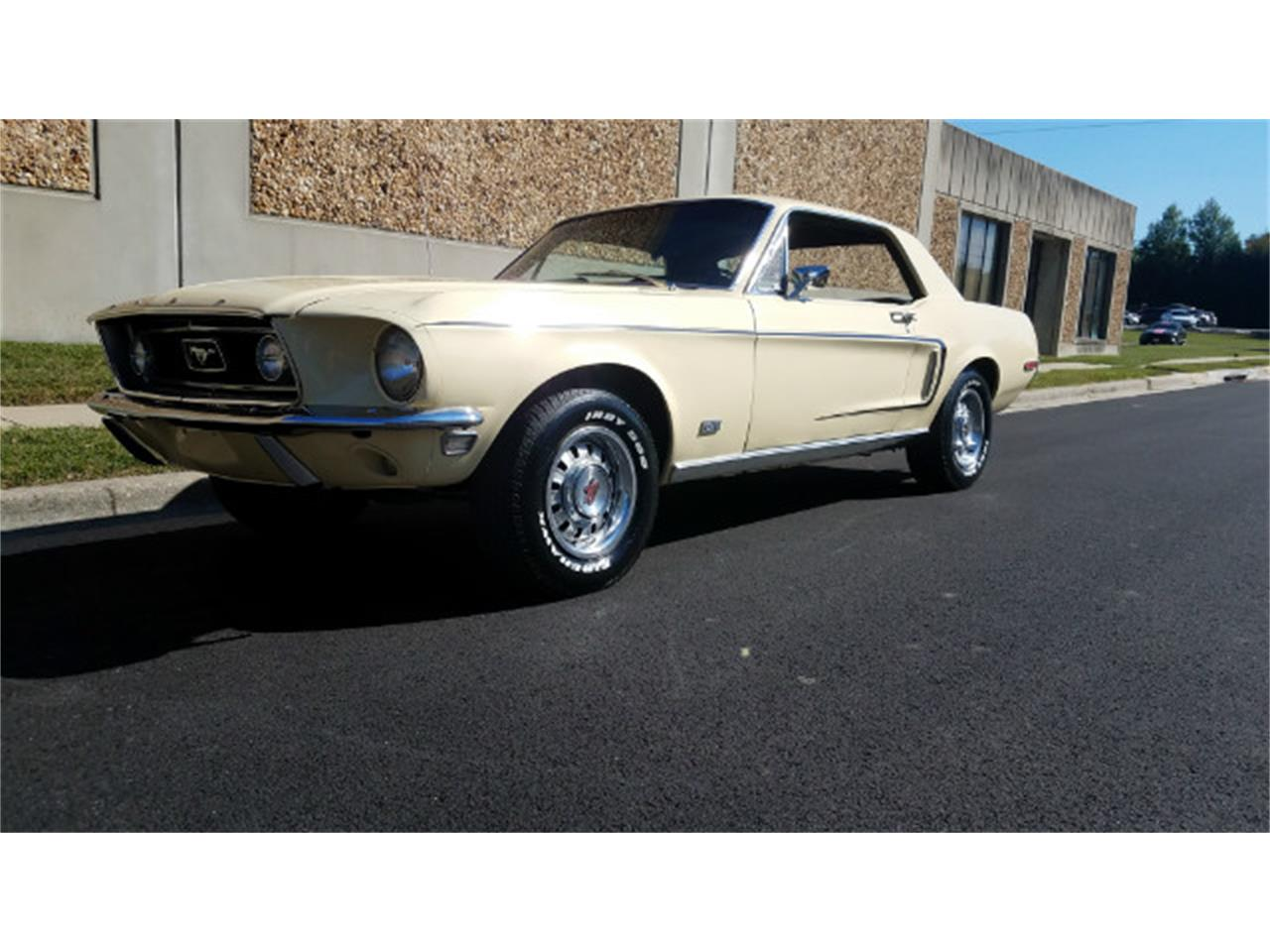 Large Picture of '68 Mustang - MO84