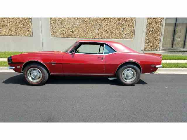 Picture of '68 Camaro located in Maryland Offered by  - MO88
