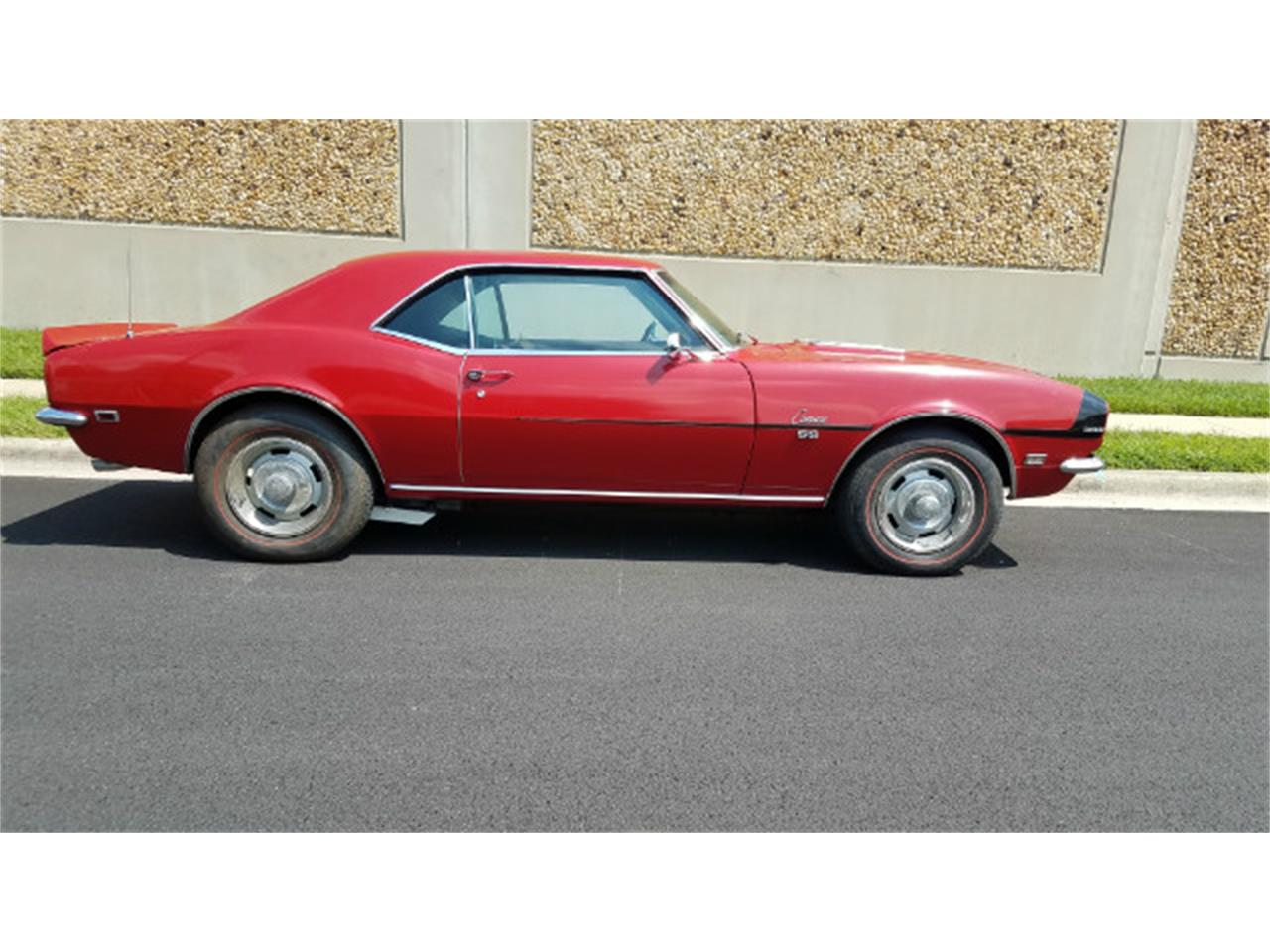 Large Picture of Classic '68 Chevrolet Camaro Auction Vehicle - MO88