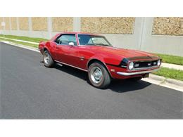 Picture of '68 Chevrolet Camaro Auction Vehicle Offered by Universal Auto Sales - MO88