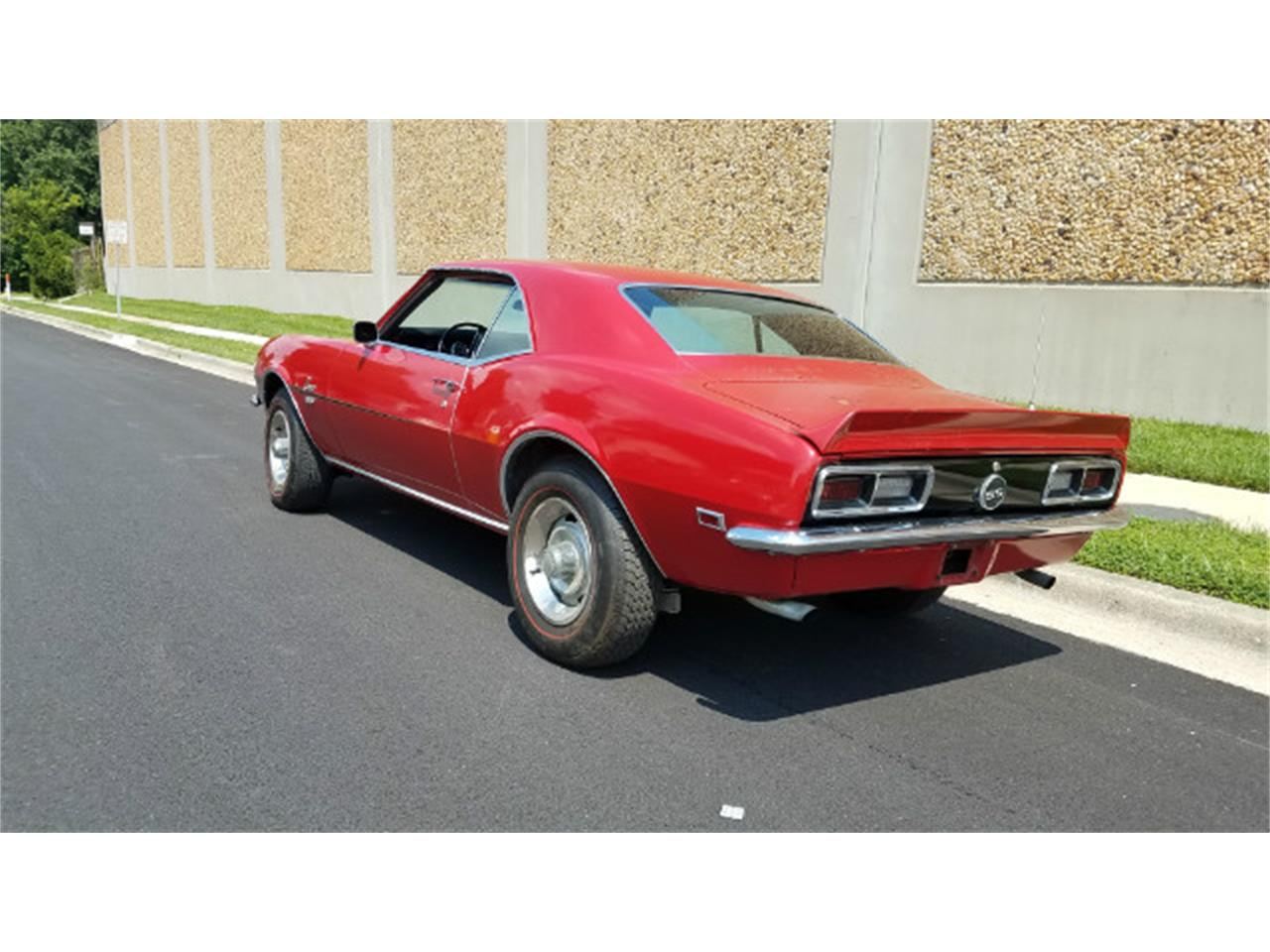 Large Picture of Classic '68 Chevrolet Camaro located in Linthicum Maryland Auction Vehicle - MO88