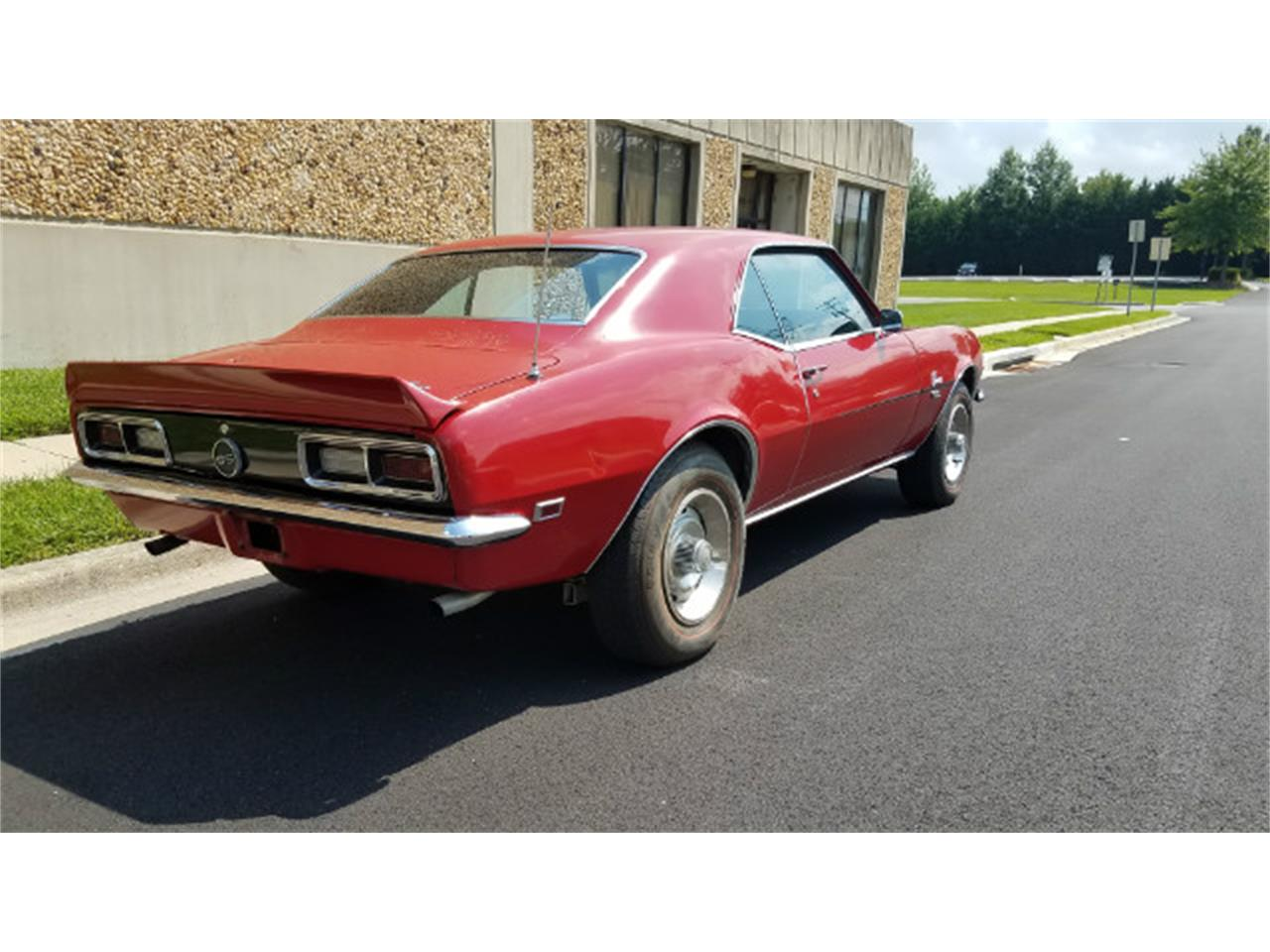 Large Picture of '68 Camaro located in Linthicum Maryland Auction Vehicle - MO88