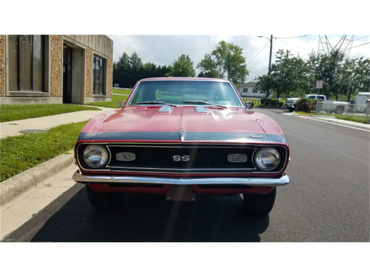 Large Picture of Classic 1968 Camaro located in Maryland Auction Vehicle - MO88