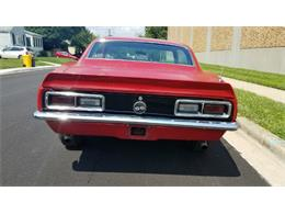 Picture of '68 Chevrolet Camaro Auction Vehicle - MO88