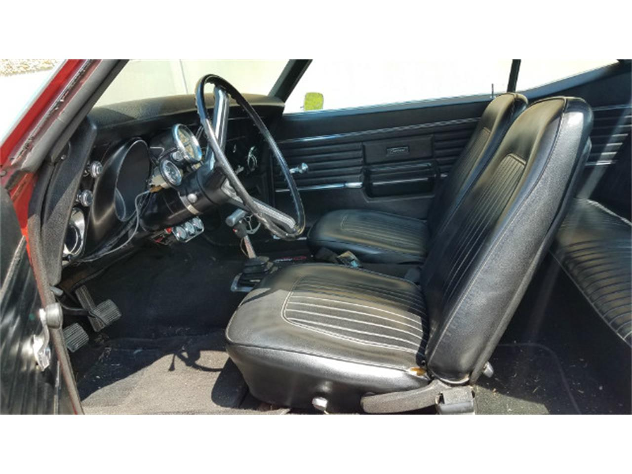 Large Picture of Classic '68 Camaro Auction Vehicle Offered by Universal Auto Sales - MO88
