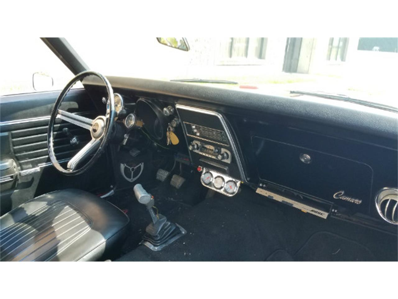 Large Picture of Classic '68 Chevrolet Camaro - MO88