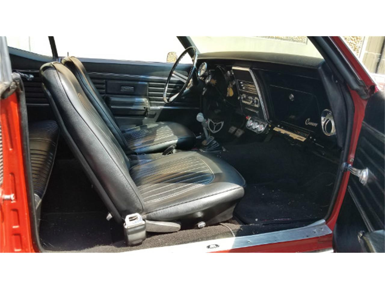 Large Picture of 1968 Camaro located in Linthicum Maryland Auction Vehicle Offered by Universal Auto Sales - MO88
