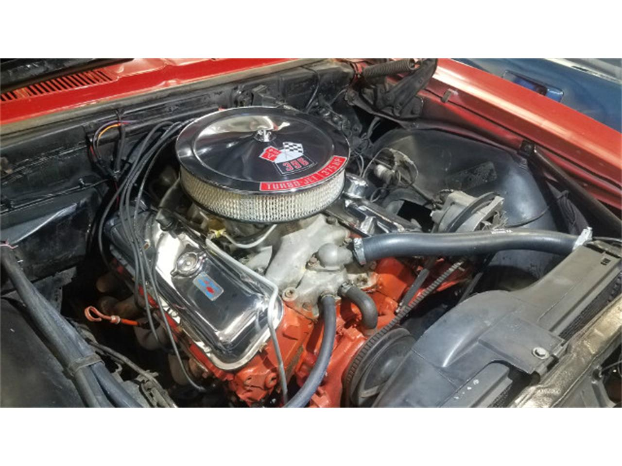 Large Picture of '68 Chevrolet Camaro Offered by Universal Auto Sales - MO88