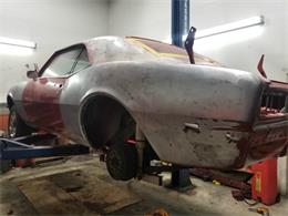 Picture of '68 Chevrolet Camaro located in Maryland Auction Vehicle - MO88
