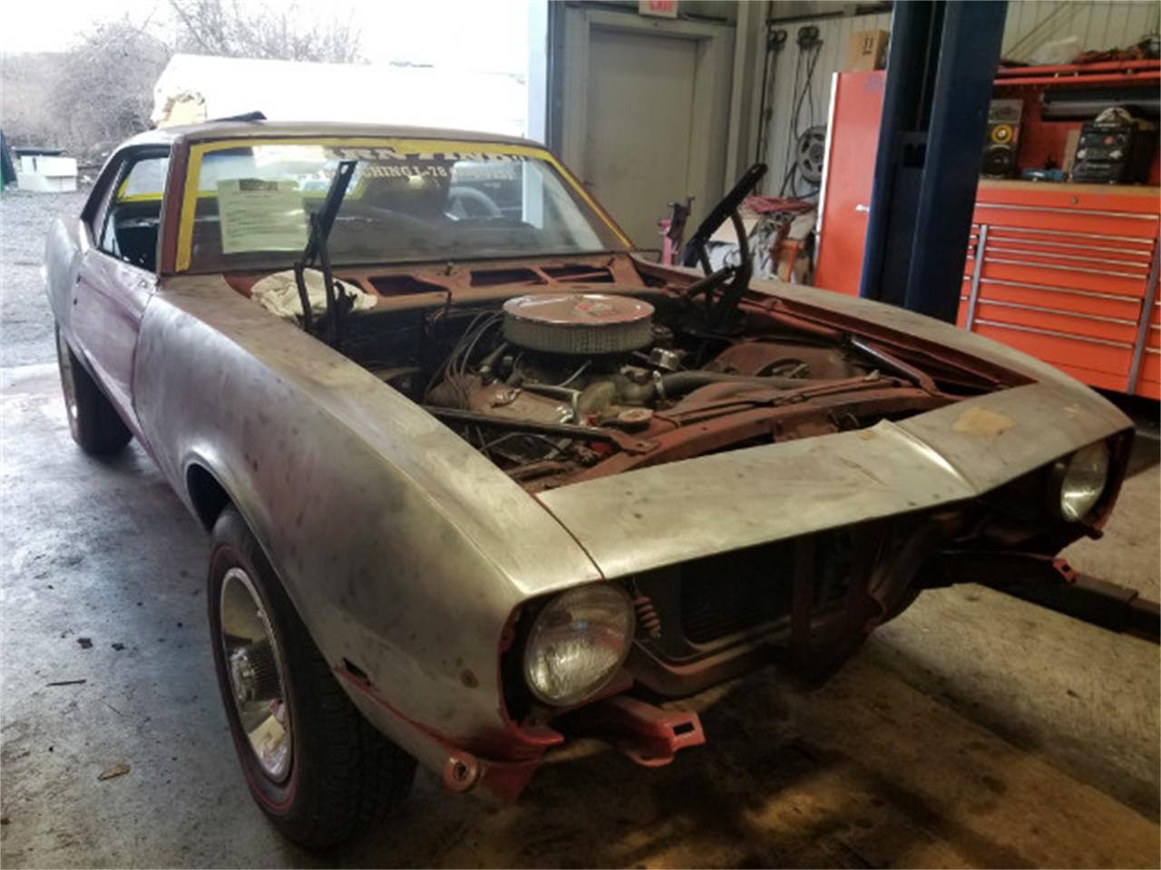 Large Picture of '68 Chevrolet Camaro located in Maryland Auction Vehicle Offered by Universal Auto Sales - MO88