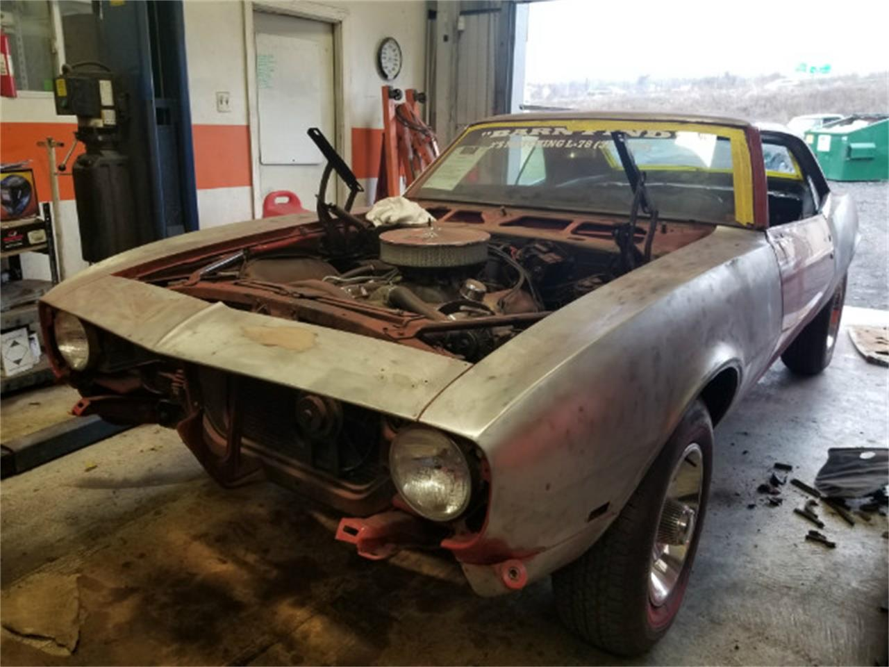 Large Picture of Classic '68 Camaro Auction Vehicle - MO88