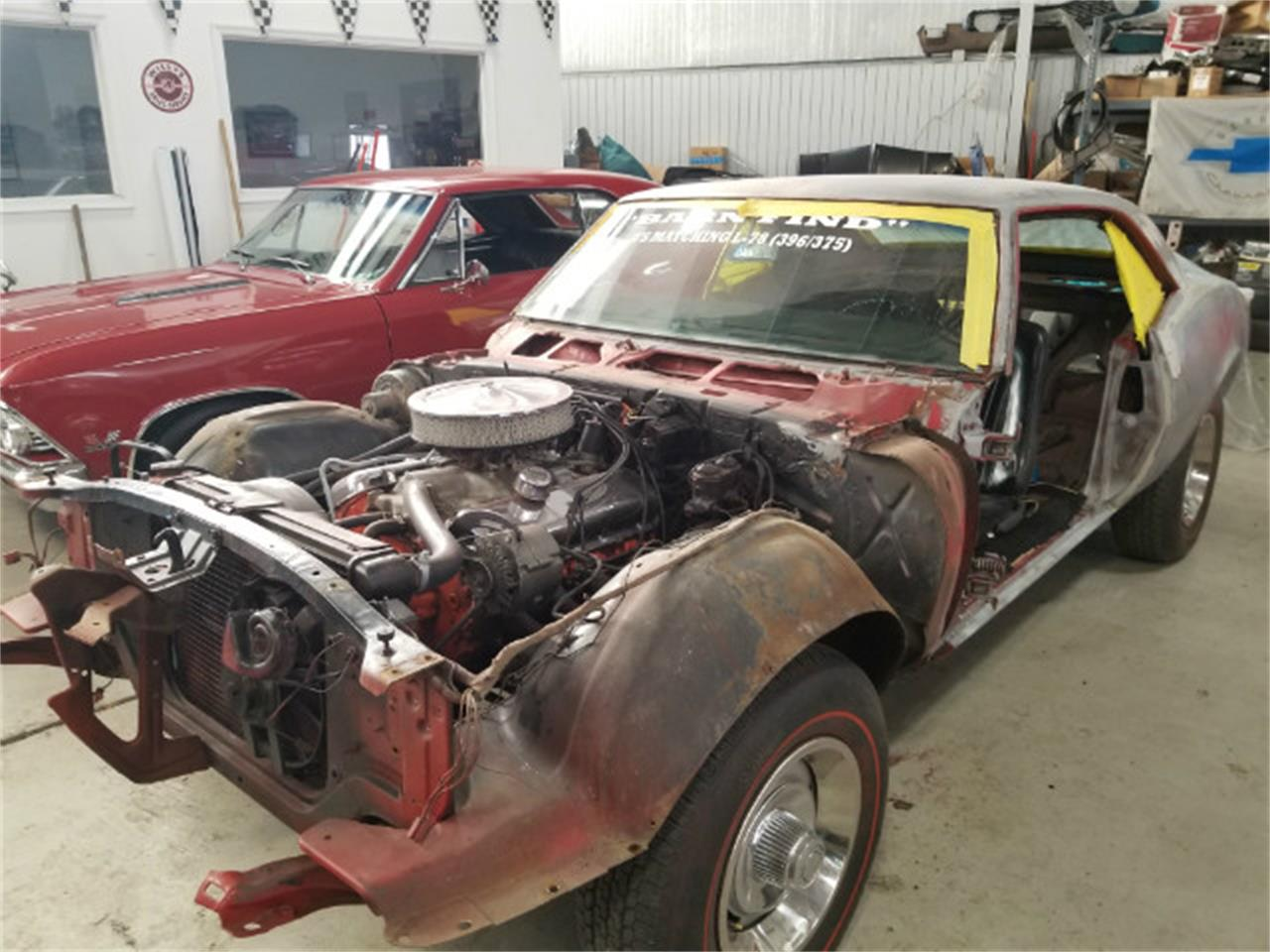 Large Picture of '68 Camaro located in Maryland Auction Vehicle Offered by Universal Auto Sales - MO88
