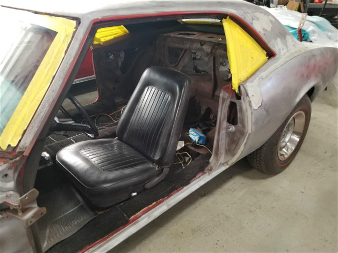 Large Picture of 1968 Camaro Auction Vehicle - MO88