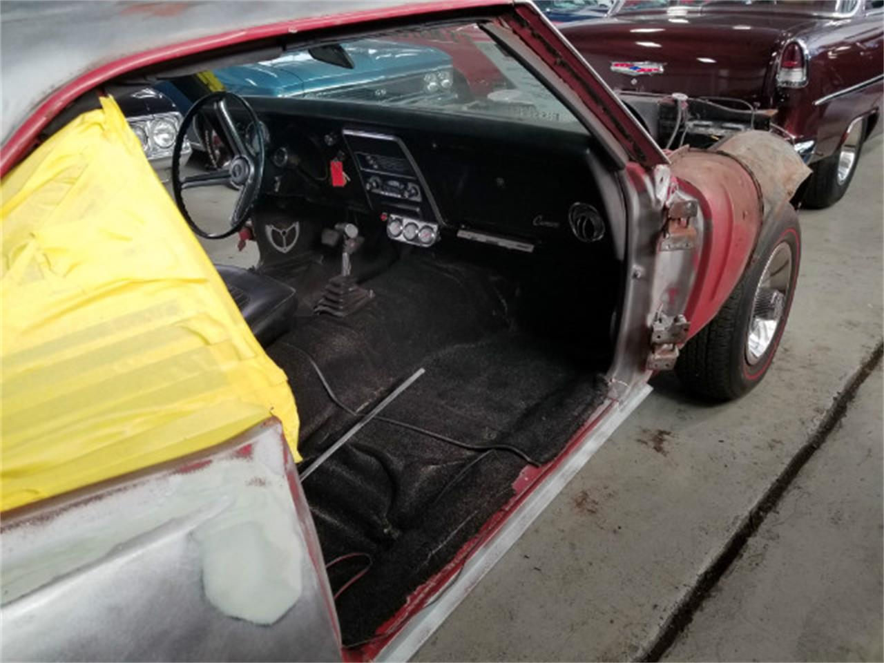Large Picture of Classic '68 Chevrolet Camaro located in Maryland Auction Vehicle - MO88