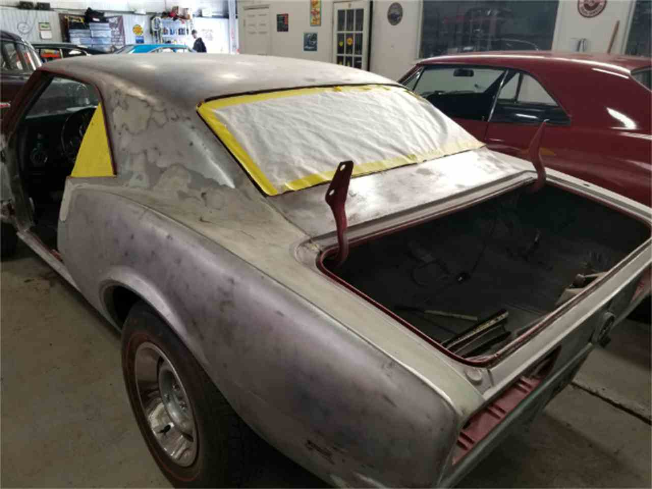 Large Picture of '68 Camaro - MO88