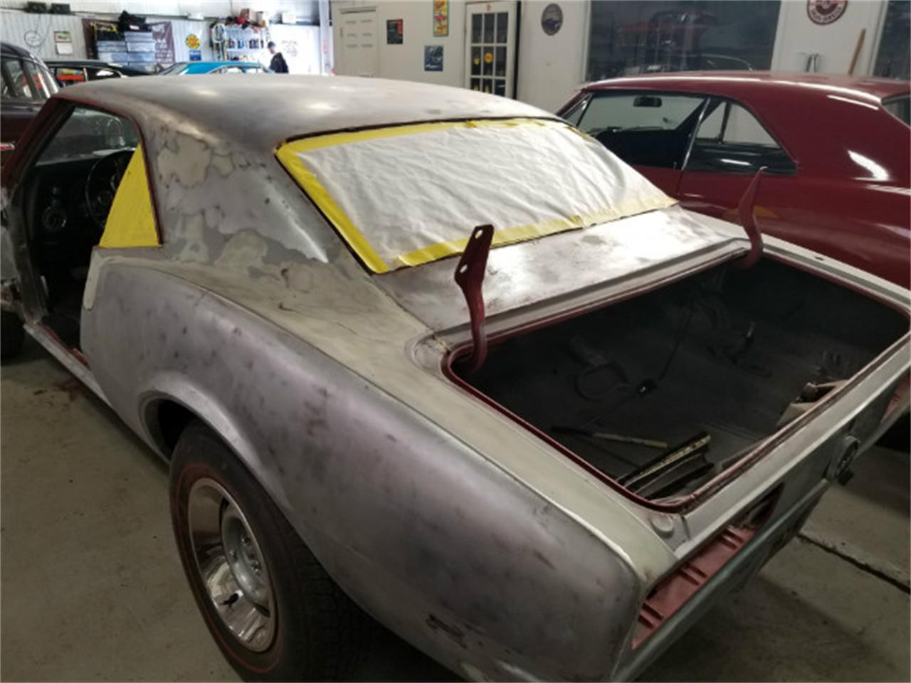 Large Picture of Classic 1968 Chevrolet Camaro Auction Vehicle - MO88