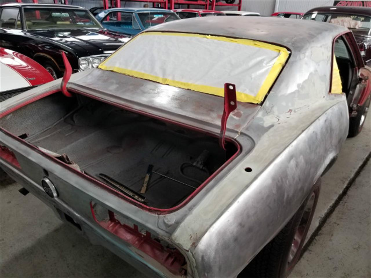Large Picture of 1968 Camaro located in Maryland Auction Vehicle - MO88