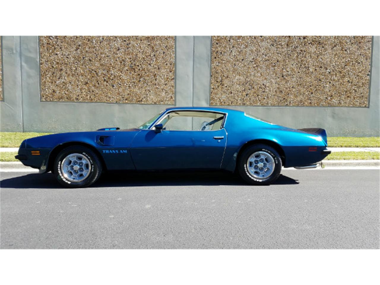 Large Picture of 1974 Firebird Trans Am located in Maryland - $78,900.00 - MO89