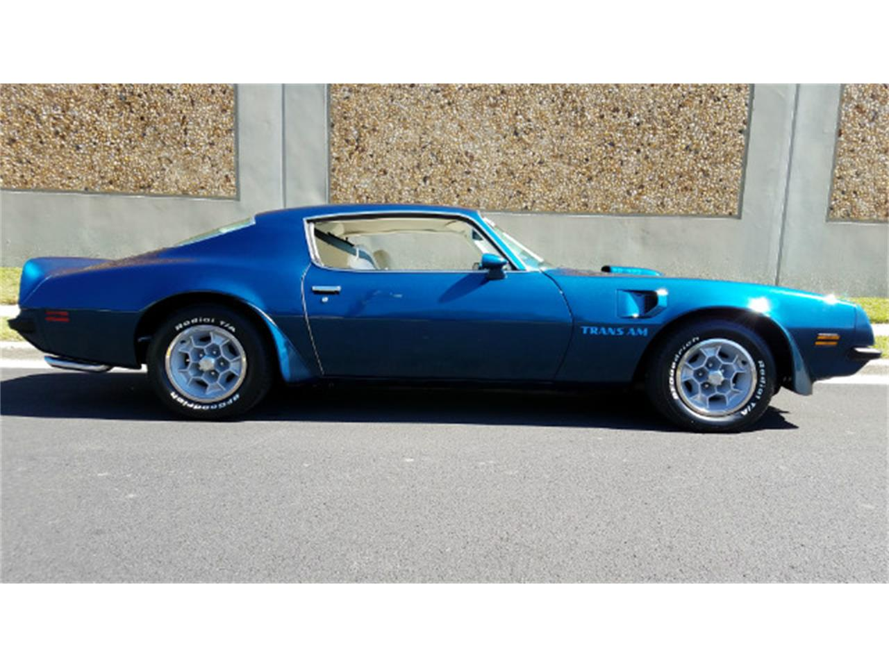 Large Picture of 1974 Pontiac Firebird Trans Am located in Linthicum Maryland - $78,900.00 - MO89