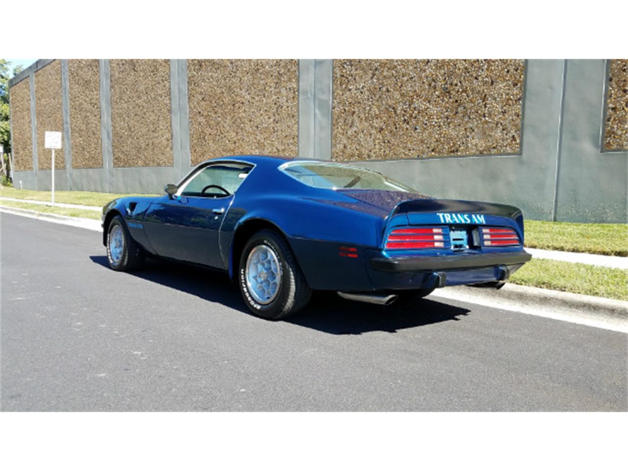 Large Picture of '74 Pontiac Firebird Trans Am - $78,900.00 Offered by Universal Auto Sales - MO89