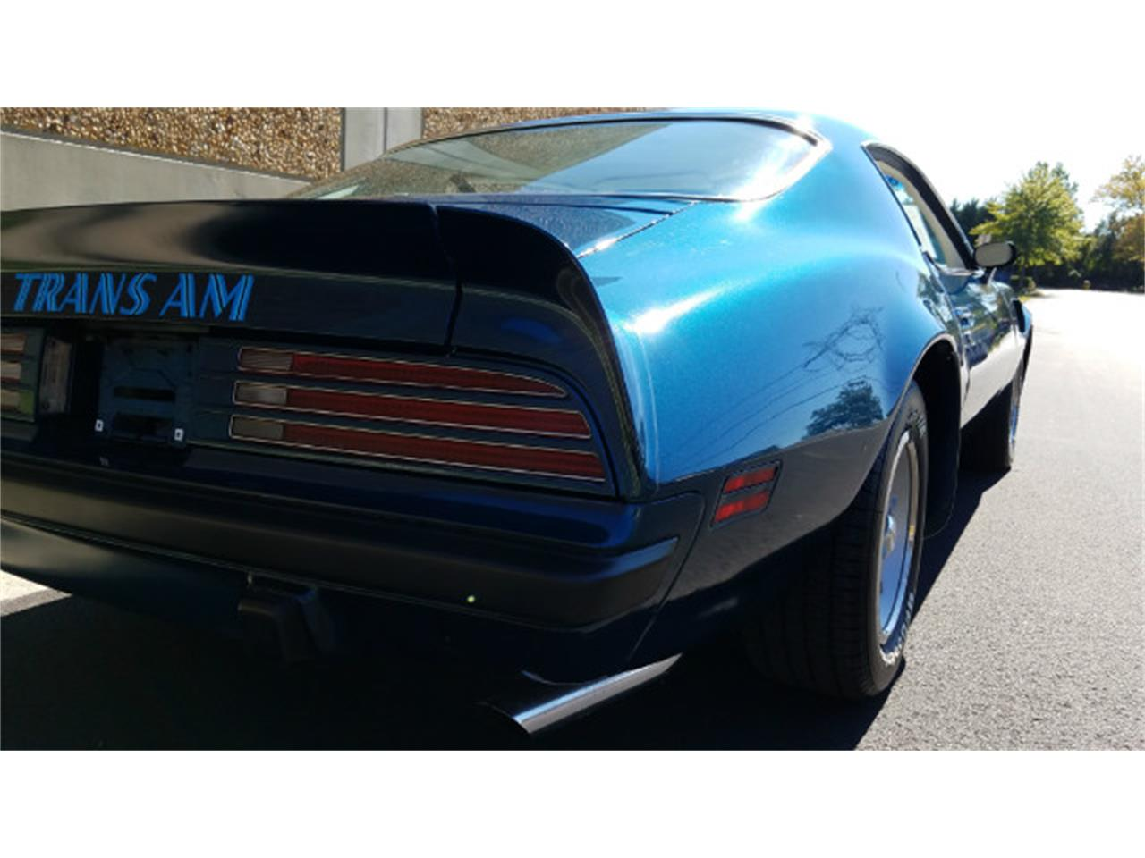 Large Picture of 1974 Pontiac Firebird Trans Am Offered by Universal Auto Sales - MO89