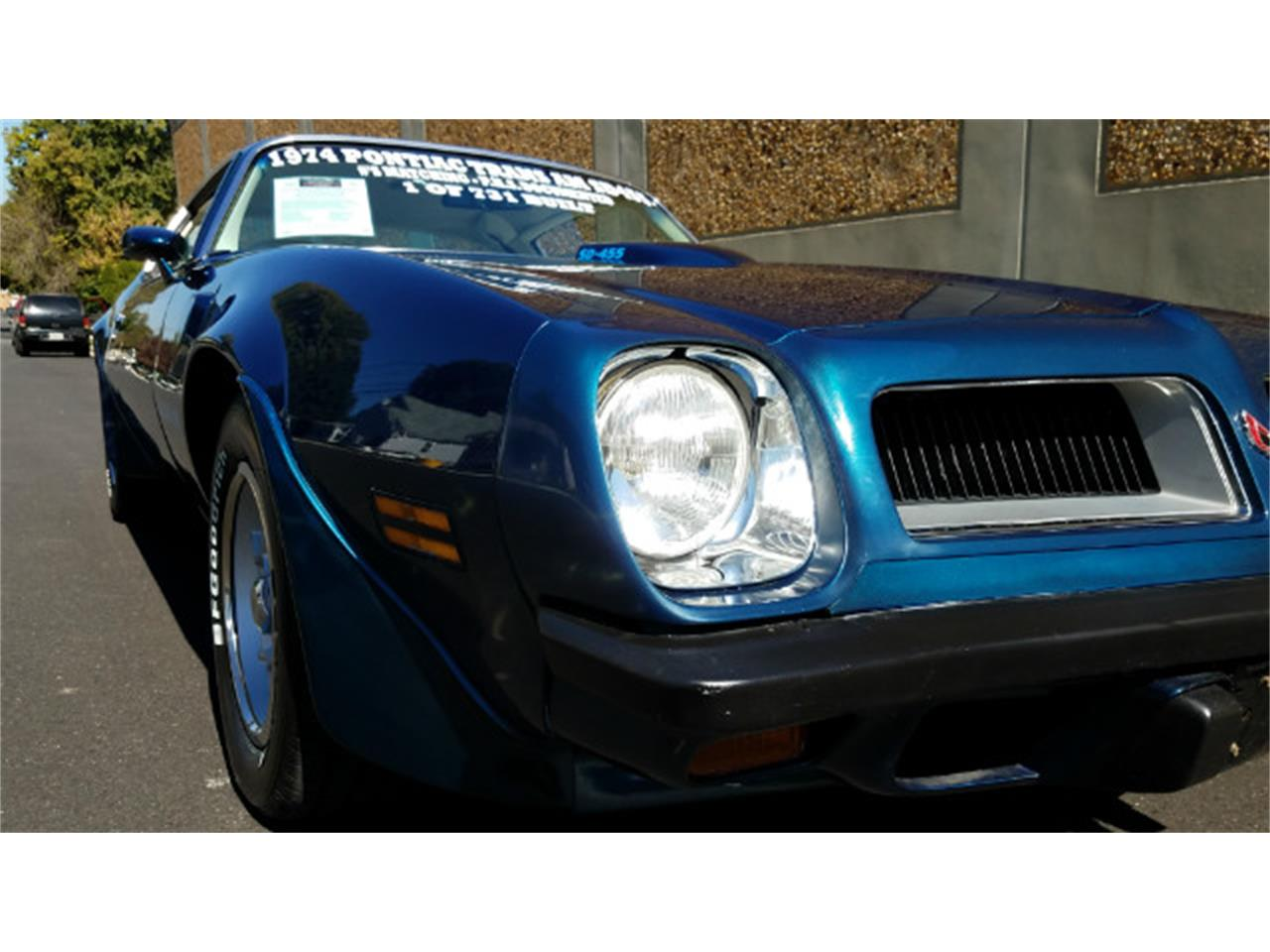 Large Picture of '74 Pontiac Firebird Trans Am located in Linthicum Maryland - MO89