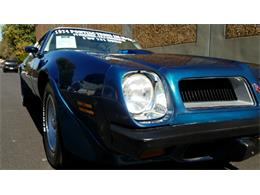 Picture of 1974 Firebird Trans Am Offered by Universal Auto Sales - MO89