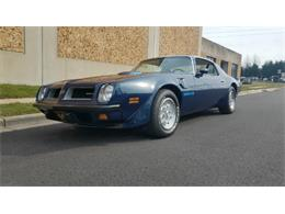 Picture of 1974 Firebird Trans Am located in Maryland Offered by Universal Auto Sales - MO89