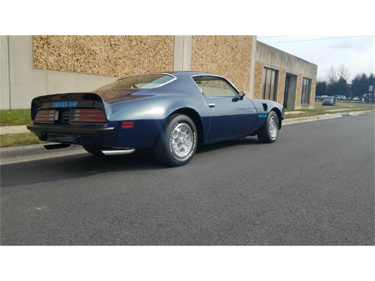 Large Picture of 1974 Pontiac Firebird Trans Am located in Linthicum Maryland - $78,900.00 Offered by Universal Auto Sales - MO89