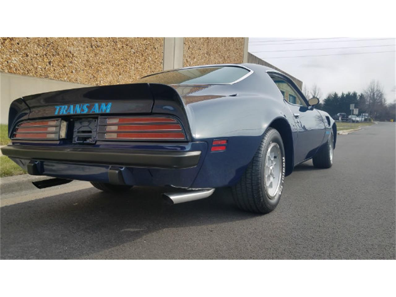 Large Picture of 1974 Firebird Trans Am located in Maryland Offered by Universal Auto Sales - MO89